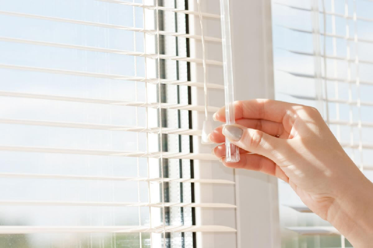 uPVC Window Blinds Bristol
